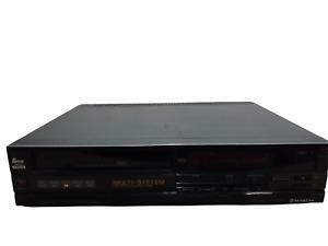 JAPAN Hitachi VT-168EM HQ Multi-System VHS Remote Manual *Read* PAL/NTSC/MESECAM