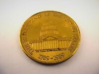 Vintage 1989 The 39 Presidents Coin Faces Design