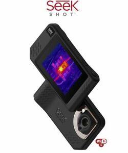 Seek Thermal Shot Thermal Image Camera 40 To +330°C, 206 x 156 Pixel, 9 Hz, Wifi