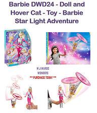 Bambola Barbie dwd24-e posizionare Cat-giocattolo-Barbie Star Light Avventura