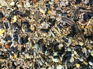 Wild Bird Seed Premium quality Bird Food  20KG bag with FREE NEXT DAY DELIVERY