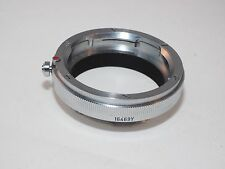 Leica Visoflex Chrome 16469Y OUFRO Extension Ring. 10mm. Leica M240, Leica M10