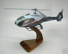 EC-130 Ecureuil Eurocopter EC130 Helicopter Desktop Wood Model Big