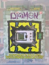BANDAI DIGIMON TAMAGOTCHI 20TH ANNIVERSARY WHITE DIGIVICE DIGITAL PET