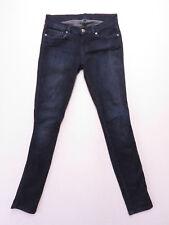 Ksubi Skinny Pins BRENDA Size 27 Women's Jeans BLUE DENIM STRETCH
