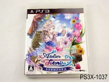 Atelier Totori Playstation 3 Japanese Import PS3 Japan JP no Atorie US Seller