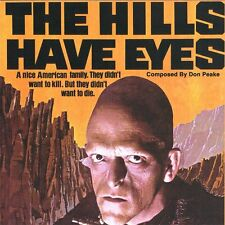 The Hills Have Eyes - Complete Score - Limited 500 - Don Peake