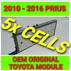 5x-TOYOTA-PRIUS-HYBRID-BATTERY-CELL-MODULE-2010-2011-2012-2013-2014-2015-2016