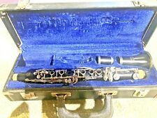 Jean Cartier Artiste Eb Clarinet -- Beautifully Reconditioned & Ready to Play