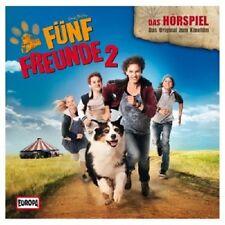 FÜNF FREUNDE 2 - DAS ORIGINAL-HÖRSPIEL ZUM KINOFILM  CD  NEU