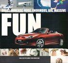 NAC MG TF 135 2009-10 UK Market Foldout Sales Brochure