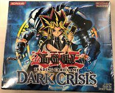 YGO! - Factory sealed Unl. ed. English Dark Crisis 24-pack booster box