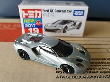 Tomica - #19 - Ford GT Concept Car  - factory sealed and unopened box