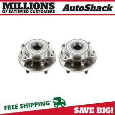 Wheel Hub Bearing Assembly Front Pair 2 for Endeavor Eclipse 5 Lug Non ABS