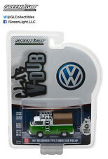 Greenlight 29870C Club V-Dub Series-5 1971 Volkswagen Double Cab Pick-up 1:64