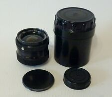 VERY RARE! MIR-1 2.8/37A Wide Angle+Macro Lens M42 Mount Type from USSR