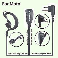 Headset Earpiece Earphone for Motorola GP3188 GP3688 GP300 PR400 EP450 Radio