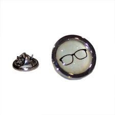 Insignia Pin de Solapa De diseño Geek Gafas regalos para él