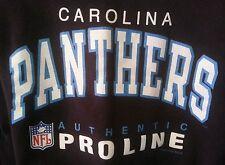 Carolina Panthers Sweatshirt sz L (free shipping)