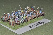 15mm medieval / turkish - seljuk cavalry 18 cavalry - cav (21104)