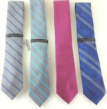 Lot of 4 Structure Neckwear Mens Neckties - All NWT!
