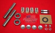 CHEV 1957-1958 1st Series 1/2 Ton Truck Moog Bearing Type King Pin Set 57 58