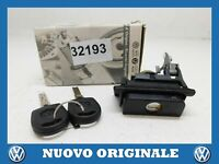 CILINDRETTO SERRATURA PORTELLONE LOCK CYLINDER REAR LID ORIGINALE VW POLO