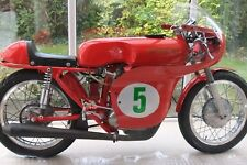 Motorcycle:Ducati:250 cc:Race Bike:Vintage 1962:Never Registered:Good condition.