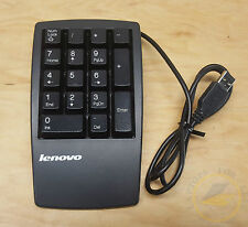 Genuine Lenovo  IBM KU-9880 Numeric Keypad Keyboard USB 41A5090
