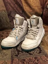 NIKE JORDAN SC-3 PREM BG White Powder Blue Shoes 641445-141 6.5 US 2014 Release