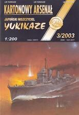 Halinski 3/03 - Japanischer Zerstörer Yukikaze      1:200