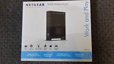 NEW NetGear WNR2000 300 Mbps 4-Port 10/100 Wireless N Router (WNR2000-100AUS)