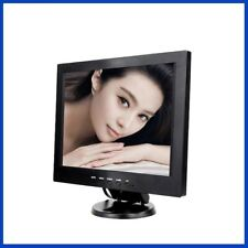 "10.4"" inch Stand Touch Screen LCD Monitor w/VGA USB"