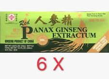 Panax Ginseng Extractum Super Strength Value Pack (6 boxes)