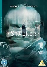STALKER di Andrei Tarkovsky DVD in Russo NEW .cp