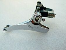 NEW OLD STOCK CYCLO FRONT DERAILLEUR MADE IN FRANCE HURET SIMPLEX SUICIDE