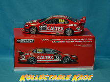 1:18 Classics - 2016 Sandown Retro Round Livery - Lowndes/Richards