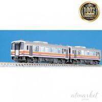 TOMIX 98035 N Gauge Kiha 120 300 Type Ooi Line Set 2 Both Model Train Diesel Car