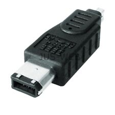 FireWire Adapter 4 pol. Stecker - 6 pol. Stecker DV i.Link