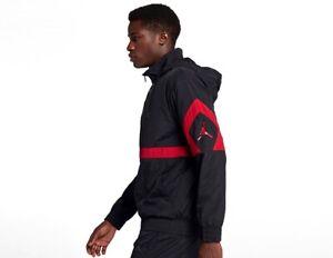 Nike Jordan Diamond Track Windbreaker Size Large AQ2683-010