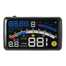 "5.5"" Car Dashboard Projector Speed Shift Gear Warning Speedometers Hud Head-Up"