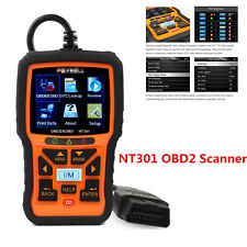 NT301 CAN OBDII EOBD Car Engine Diagnostic Scan Tool OBD2 Code Reader Scanner