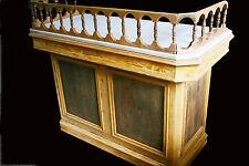 comptoir de bar, commerce / counter, bar, retail...