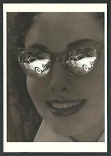 Robert Doisneau : Les Lunettes miroirs,1953  - cartolina formato 10,5 x 15