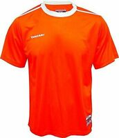 Vizari Velez Jersey, Orange, Youth Small - NEW with Tags In Paackaging