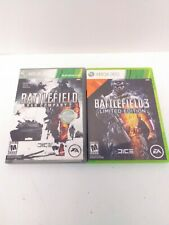 2 Battlefield Complete Xbox 360 Games Tested & Fast Shipping