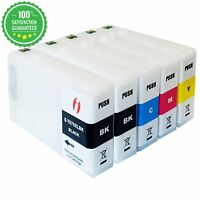 T676XL 676 XL Ink Cartridge For Epson WorkForce WP-4010 WP-4090 WP-4520 WP-4530