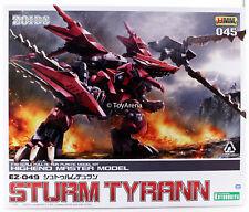 Kotobukiya 1/72 Zoids HMM-045 EZ-049 Sturm Tyrann Scale Model Kit USA SELLER