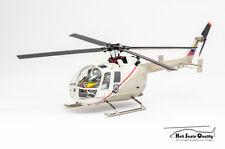 Casco-kit bo 105 1:32 para Blade MCPX BL, trex 150, solo pro 130 y otros