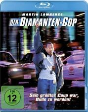 DER DIAMANTEN-COP (Martin Lawrence, Luke Wilson) Blu-ray Disc NEU+OVP